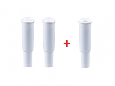 Filtr do kávovaru ICEPURE CMF002 kompatibilní JURA CLARIS WHITE 3ks