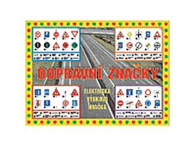 Hra Dopravní značky