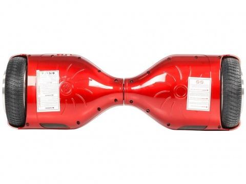 """Kolonožka 6,5"""" Saturn DEFIANT DF-GR6.5BT RED"""