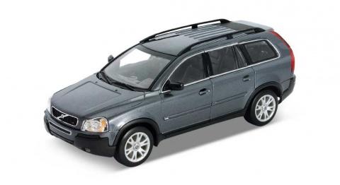 Welly - Volvo XC90 1:24 šedé