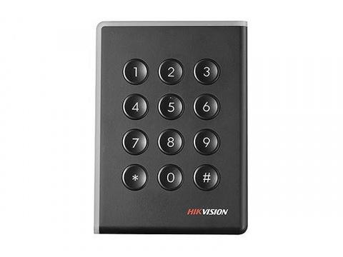 DS-K1108EK - Bezkontaktní čtečka s klávesnicí EM (HIKVISION)