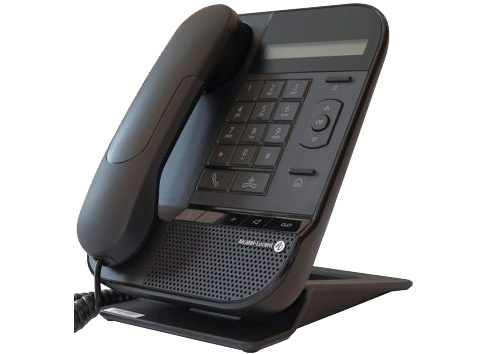 3MG27004AA ALCATEL-LUCENT 8002 DeskPhone - Entry-level SIP device with high audio quality. POE or power supply
