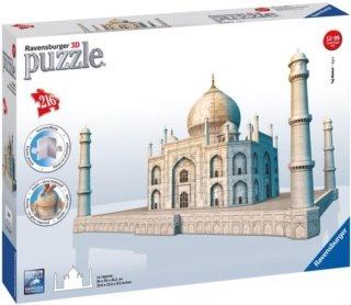 RAVENSBURGER 3D puzzle Taj Mahal, Indie 216 dílků