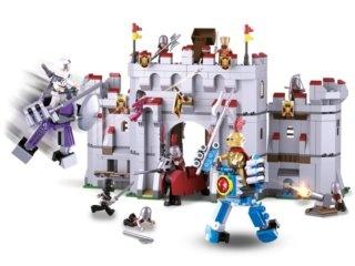 SLUBAN Ninja útok na hrad