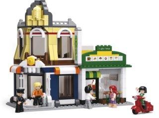 Stavebnice SLUBAN Hotel a kavárna