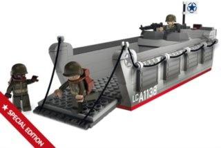 SLUBAN Vyloďovací člun (speciální edice)