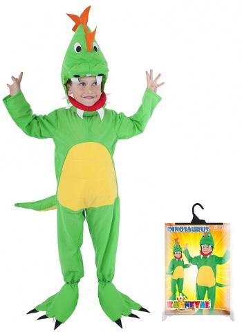 Dětský kostým Dinosaurus (S) (od 3 let)