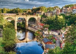 RAVENSBURGER Puzzle Přes řeku EXTRA 300 dílků