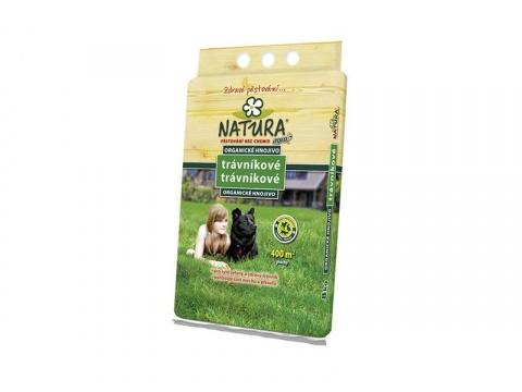 Hnojivo trávníkové NATURA 8 kg