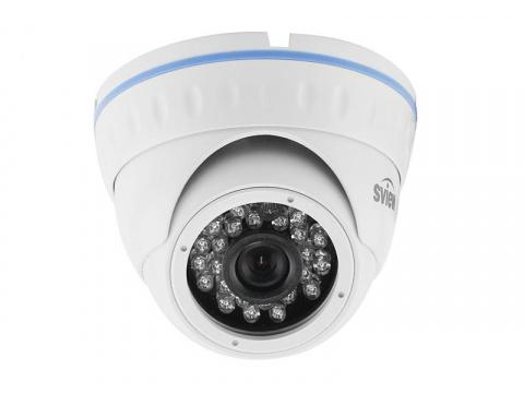 FD1020WW, venkovní antivandal dome TVI/AHD/CVI/CVBS kamera 720p, f2.8mm, IR 20m, D-WDR, SView