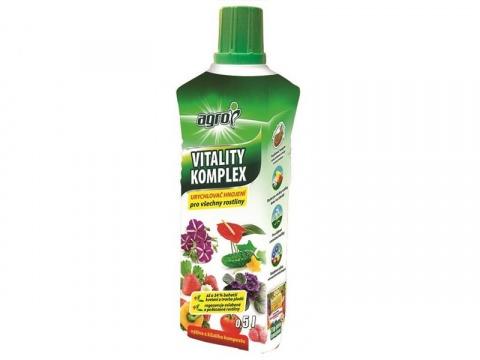Hnojivo kapalné AGRO VITALITY KOMPLEX 500 ml