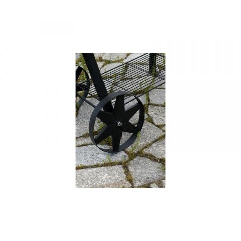 Zahradní gril maxi Korfun s udírnou