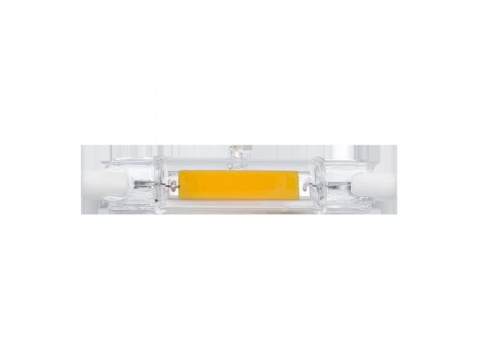 Žárovka LED R7s  5W J78 COB WW teplá bílá RETLUX RLL 318