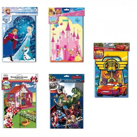 Samolepky/kreativní set Disney (od 3 let)