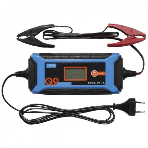 Automatická nabíječka baterií GAB 4 A