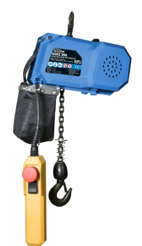 Elektrický kladkostroj GEKZ 300