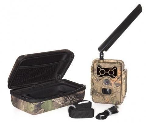 Fotopast Watcher01-4G LTE širokoúhlá + 32GB SD karta, SIM karta, 12 ks baterií a doprava ZDARMA!