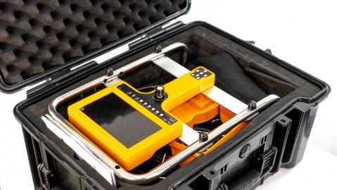 OXE KomCam 360-30 SD - Komínová inspekční kamera + 8GB SD karta a robustní ochranný kufr ZDARMA!