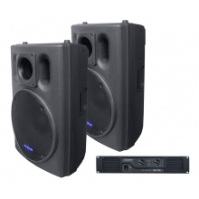 DEXON 2x BCW 1500 + DAC 1300 ozvučovací sestava
