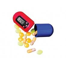 Zásobník na léky s časovačem a alarmem PB01
