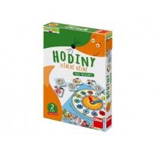 Hra vzdělávací DINO HODINY