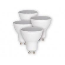 Žárovka LED GU10  4x5W bílá teplá RETLUX REL 18