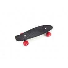 Dětský skateboard TEDDIES BLACK