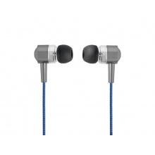 Sluchátka do uší FOREVER SE-120 BLUE s mikrofonem