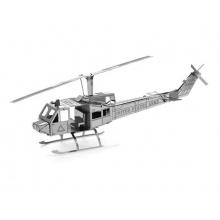 3D metallic puzzle Vrtulník