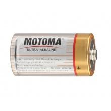 Baterie C (LR14) alkalická MOTOMA Ultra Alkaline