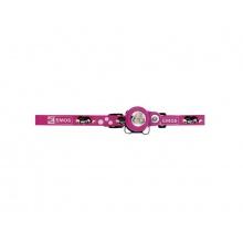 Svítilna čelovka EMOS P3529 dětská růžová