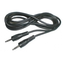 Kabel TIPA JACK 3.5 konektor/JACK 3.5 konektor 5m