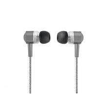 Sluchátka do uší FOREVER SE-120 BLACK s mikrofonem