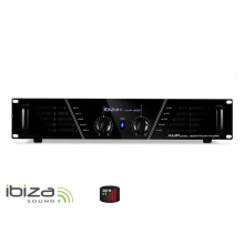 Zesilovač IBIZA 2x240W AMP300 černý