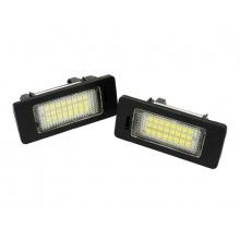 LED osvětlení SPZ BMW