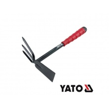 Motyčka/kultivátor YATO 8867 s násadou