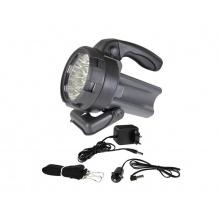 Nabíjecí svítilna LED KB-2137, 18 LED
