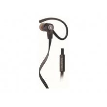 Sluchátka do uší s klipem a mikrofonem, sportovní SENCOR SEP 189 MIC SPORT'N'TALK BLACK