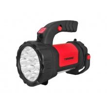 Svítilna montážní TIROSS TS-1871, 15 LED, 1000 mAh, nabíjecí RED