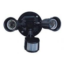 Svítidlo nástěnné s čidlem pohybu HADEX ST65 2x150W