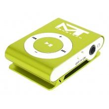 Přehrávač MP3 MONOTECH GREEN
