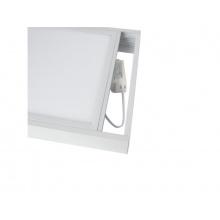 Rámeček pro LED panely 30x30cm, bílý