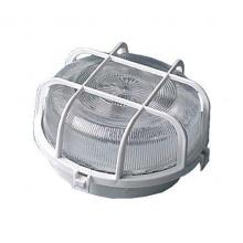 Nástěnné světlo 230/60W bílé, kulaté