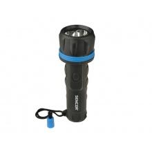 Svítilna LED SENCOR (3LED)  pogumovaná (2xD - RL20)  SLL 11