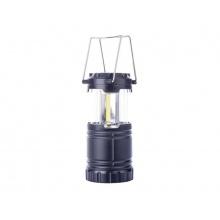 Kempingová svítilna COB LED, na 3x AA