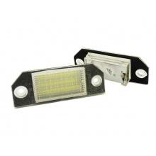 LED osvětlení SPZ MERCEDES
