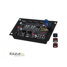 Pult mixážní IBIZA DJ21USB-BT