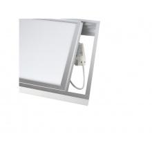Rámeček pro LED panely 30x30cm, stříbrný