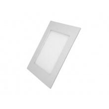 TIPA LED mini panel podhledový, 12W, 3000K-teplá, čtvercový, PP05