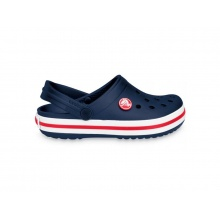 Boty Crocs Crocband Kids - Navy/Red J3 (34-35)